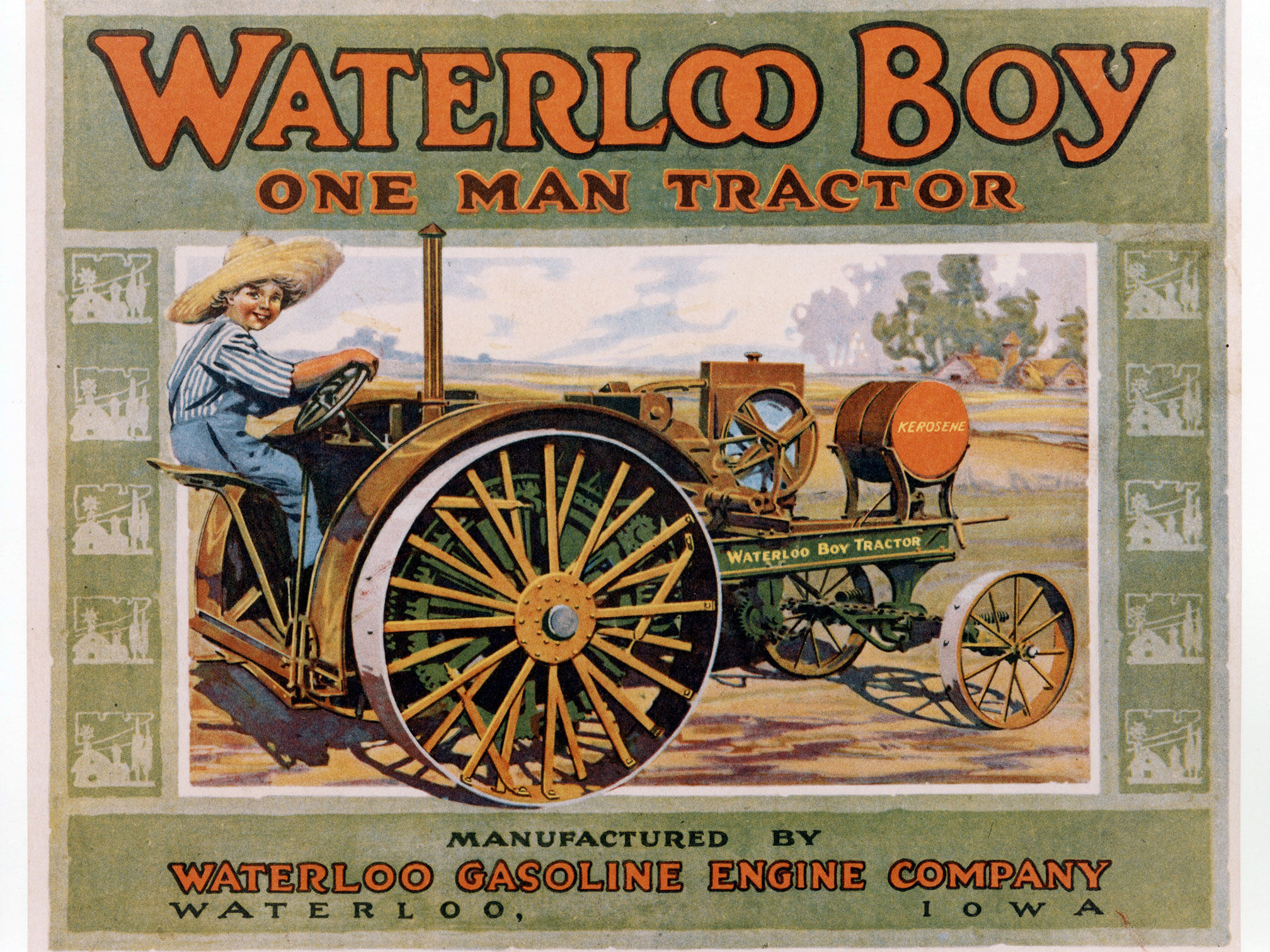 Waterloo Boy