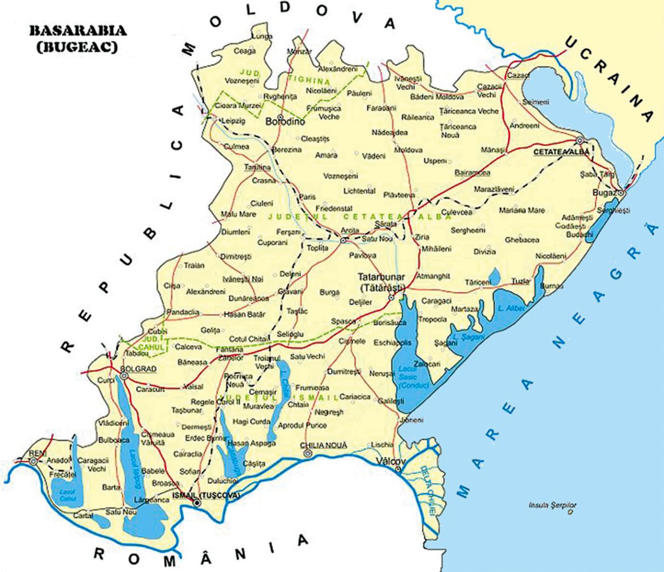 teritorii bugeac