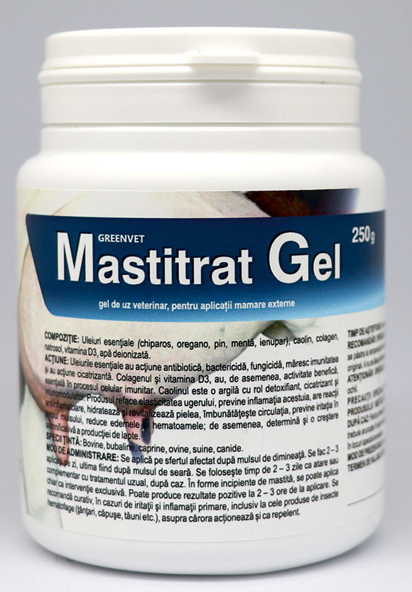 Mastitrat Gel